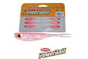 "Smáček Berkley Power Bait Drop Shot Minnow 6ks 2"" (5cm) - Pink - 1"