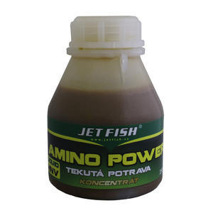 Tekutá potrava Amino Power Jet Fish 250ml