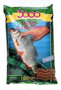 Krmení Sensas 3000 Gros Gardons (velká plotice) 1kg