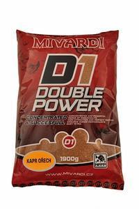 Krmítková směs Mivardi D1 - 1,9kg - Kapr Ořech - 1