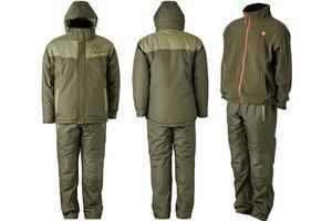 Nepromokavý zimní komplet Trakker 3 dílný - Core Multi-Suit vel. L - 1