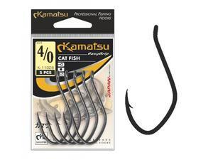 Háčky Kamatsu Catfish 5ks vel.4/0