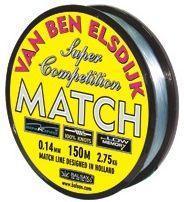 Vlasec Balsax VAN BEN ELSDIJK Match 30m 0,16mm