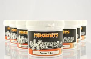 Obalovací těsto Mikbaits eXpress 200g - Půlnoční pomeranč