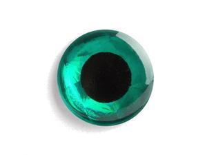 Holografické oči 3D 20ks Zelená - 7mm