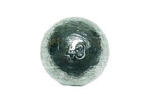 Olovo kulička průběžná 4g