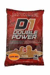 Krmítková směs Mivardi D1 - 1,9kg - Kapr Med