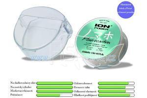 Vlasec AWA-SHIMA Fluorocarbon 100% Pro-X 50m 0,10mm 1.120kg