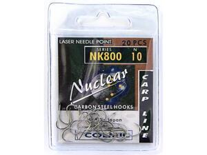 Háčky Colmic Nuclear NK 800 20ks size.10 - 1