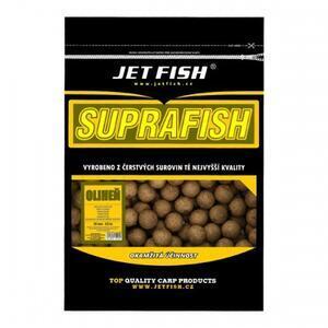Boilies Jet Fish Supra Fish 4,5kg - 20mm Škeble-Šnek
