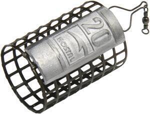Krmítko feeder pevné -Kostal 25x44mm 40g