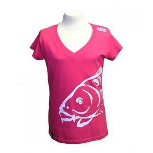 Dámské triko R-SPEKT Lady Carper - růžové - XXL - 1