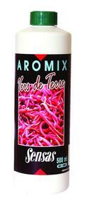 Tekutý posilovač Aromix Sensas 500ml Vers de Terre - žížala
