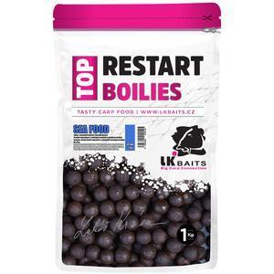Boilie LK Baits TOP ReStart Sea Food 24mm 1kg - 1