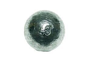 Olovo kulička průběžná 40g