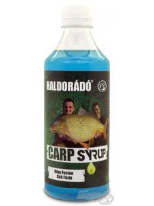 Booster Haldorádó Carp Syrup - Modrá Fúze