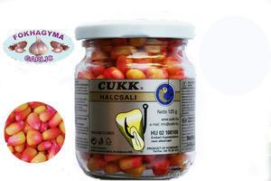 Nakládaná sladká kukuřice Cukk 125g - světle růžová Česnek