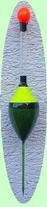 Balzový splávek na chemické světlo SD352 10g