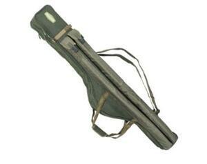 Tříkomorové pouzdro na pruty Mivardi Multi Green NEW 110cm - 1
