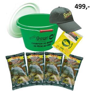Akční kbelík Sensas s krmením