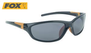 Polarizační brýle FOX  XT4 Sunglasses Black - Orange - Lens Grey - 1