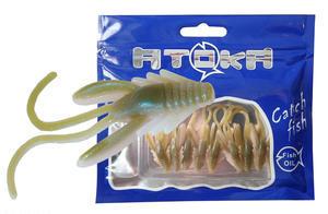 "Nymfy Ice Fish Atoka - 1"" (9ks) - 2 Toad - 1"