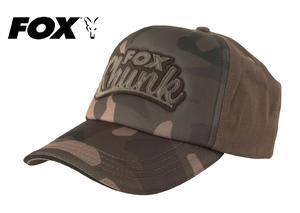 Kšiltovka Fox Chunk Solid Back Baseball - Camo