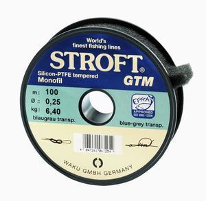 Vlasec STROFT® GTM 100m 3,60kg 0,18mm, 0,18