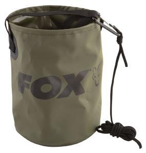 Nádoba Fox na polévání úlovku Collapsible Water Bucket - 1