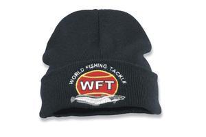 Zimní bavlněná čepice WFT