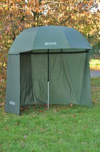Deštník s bočnicemi Mivardi PVC 250cm Green  - 1