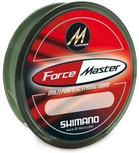 Vlasec Shimano Force Master 150m 2,30kg 0,16mm