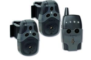 Sada signalizátorů Black Cat Bite Alarm Set 2  2+1