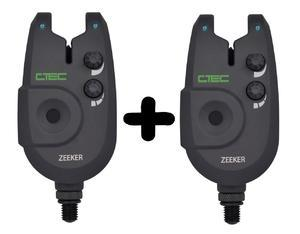 Signalizátor záběru Spro C-TEC XF+ Zeeker Blue 1+1