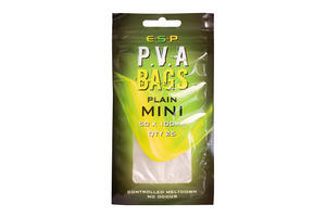 PVA sáčky E.S.P. PVA Bags Mini 25ks 50 x100 mm