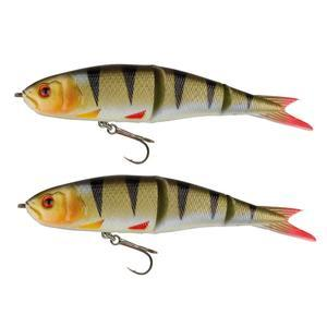 Gumová nástraha SG Soft 4Play Ready To Fish 2ks 13cm 22,5g - Perch