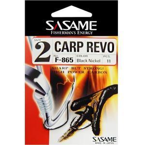 Háčky Sasame Carp Revo 13ks vel.4 - 1