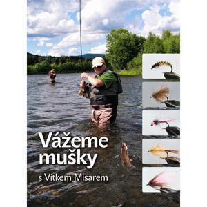 Kniha Vážeme mušky s Vítkem Misarem - 1