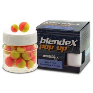 Haldorádó BlendeX Pop Up Method 8-10mm - Jahoda-Med - 1