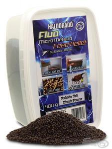 FLUO Micro Method Feed Pellet Haldorádó 400g Černá Síla - 1