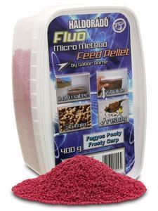 FLUO Micro Method Feed Pellet Haldorádó 400g Mrazivý kapr - 1