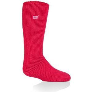 Dětské termo ponožky Heat Holders - malinová - 1