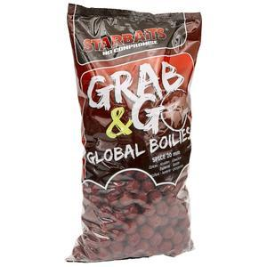 Boilies Starbaits Global Grab&Go 2,5kg - 20mm - Spice - 1