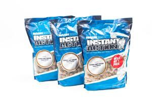 Boilie Kevin Nash Instant Action 1kg 20mm Candy Nut Crush - 2+1 ZDARMA !!! - 1