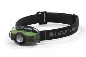 Čelovka Ledlenser MH4 zelená - 1