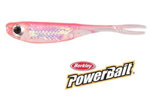 "Smáček Berkley Power Bait Drop Shot Minnow 6ks 2"" (5cm) - Pink - 2"