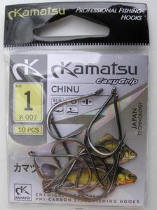 Háčky Kamatsu Chinu WR BLN vel.6 - 2