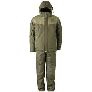 Nepromokavý zimní komplet Trakker 3 dílný - Core Multi-Suit vel. S - 2