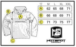 Bunda HOTSPOT Design Carpfishing XL - 2