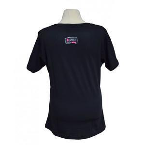 Dámské triko R-SPEKT Ladies black - černé - XL - 2